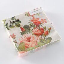 Papírszalvéta rózsás