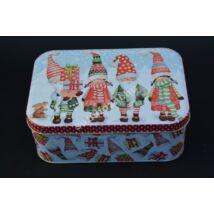 Süteményes doboz manók