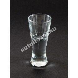 Rövid italos pohár 6 db