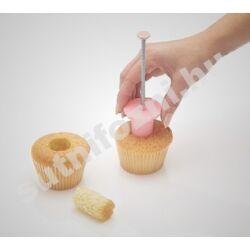 Cupcake  kiszúró muffin kiszúró