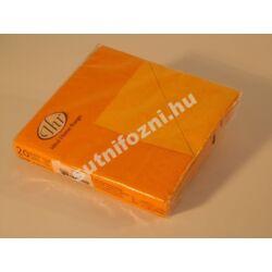 Narancssárga papírszalvéta