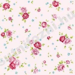 Rózsás papírszalvéta