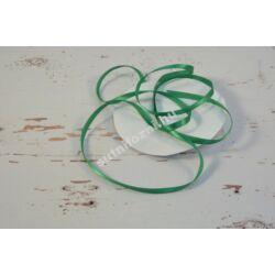 Szalag 6mm zöld