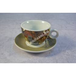 Teáscsésze-kávéscsésze készlet