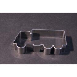 Teherautó kiszúró forma 8 cm