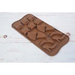 Szilikon bonbon forma csoki forma csajos bonbon forma lánybúcsúra