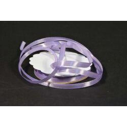 Szatén szalag 6mmx22,86m világos lila