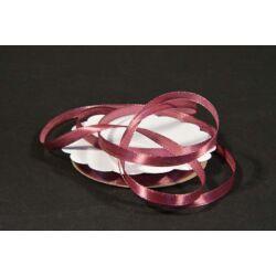 Szatén szalag 12mmx22,8m vintage rózsaszín