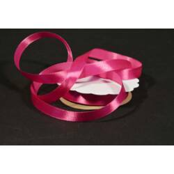 Szatén szalag 12mmx22,8m pink