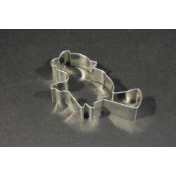 Boszorkány kiszúró forma 8 cm