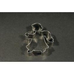 Angyal kiszúró forma 7 cm
