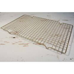 Sütemény hűtőrács - gitterrács 40x25  cm