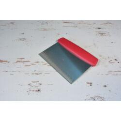 Tésztavágó tésztakaparó tésztaadagoló fém trokser