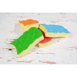 Vileda pur active colors 4 db  mosogató és takarító szivacs