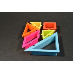 Puzzle kiszúró szett 6 db