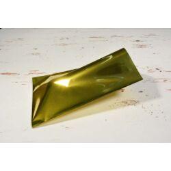 Metál arany tasak 15x20 cm
