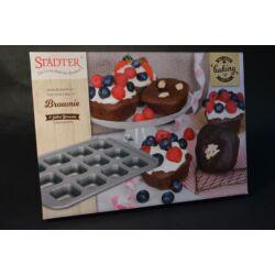 Brownie tepsi brownie sütőforma