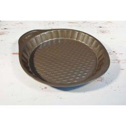 Fém pitesütő 27 cm  kerek sütőforma