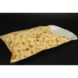 bélelt kenyérzsák kenyértartó zsák