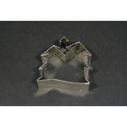 Szellem kastély kiszúró forma 9 cm