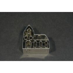 Templom sütemény kiszúró forma 7 cm