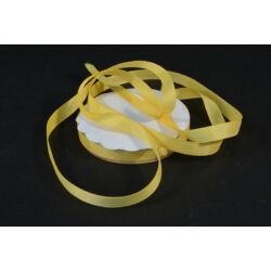 ripsz szalag 10mmx20m világos sárga