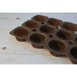 Papír sütőforma muffin