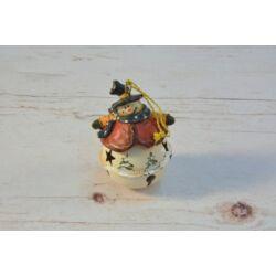 Csengő bongó dekoráció
