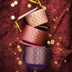 Tupperware Gatsby Szett ételtároló kerek konyhai doboz szett