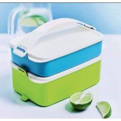 Tupperware klikk ételhordó szett 1,5 l és 900 ml ételtároló doboz