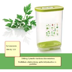 Tupperware Új  Generációs Álló IQ 3.2 l -frissen tartó doboz zöldség gyümölcsnek