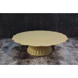 Tortatartó - színes Vanilia