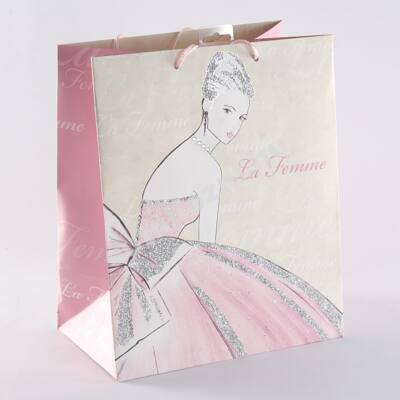 Ajándéktáska La Femme