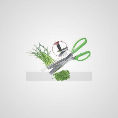 Zöldfűszer aprító