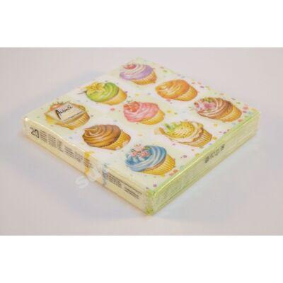 Cupcakes  papírszalvéta