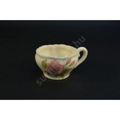 Teáscsésze rózsa