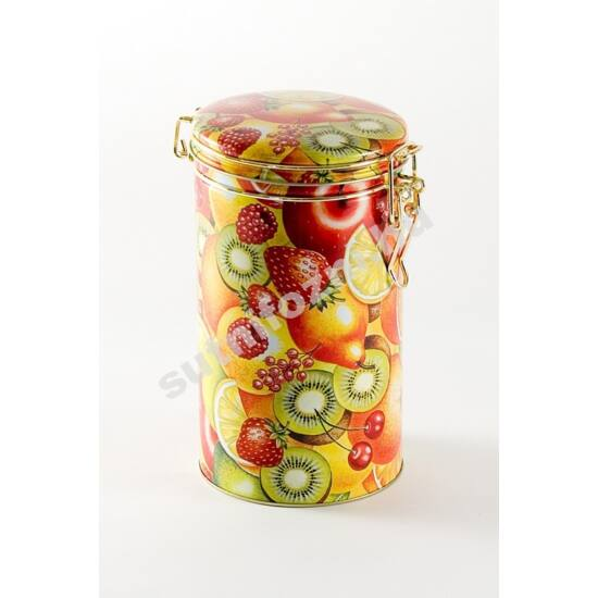 Csatos gyümölcsös doboz