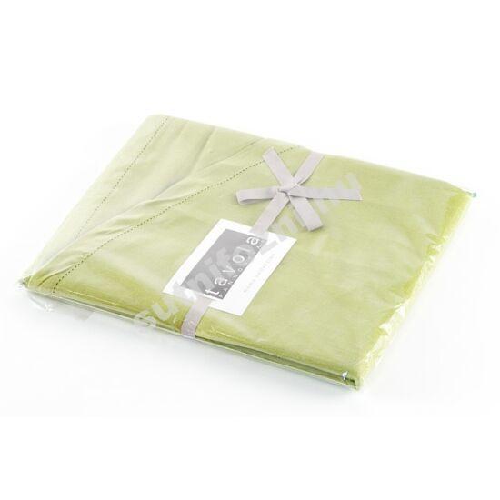 Asztalterítő azsuros zöld