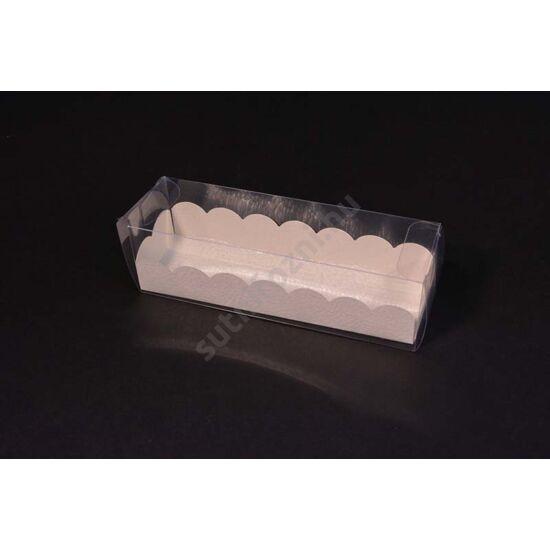 átlátszó bonbon doboz