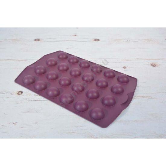 tupperware szilikonos bonbon forma