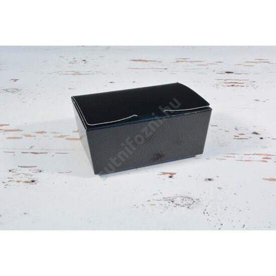 Bonbon doboz  S fekete