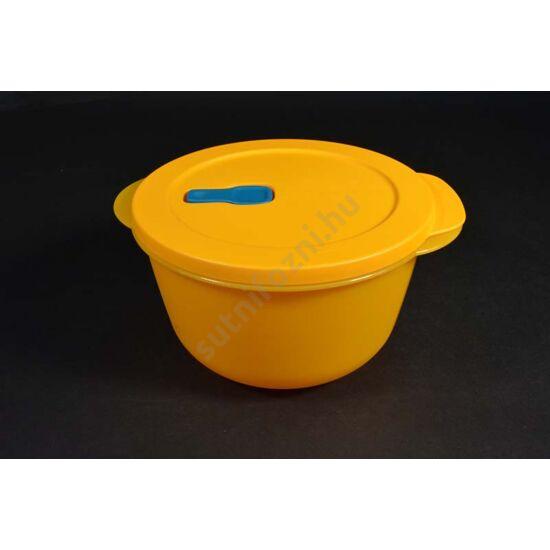 polytupper mikrozható edény