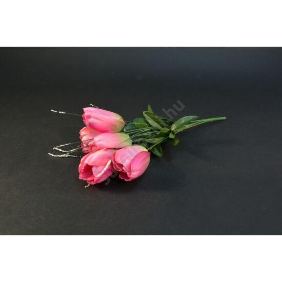 Kis csokor tulipán