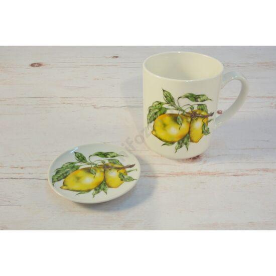 citromos bögre